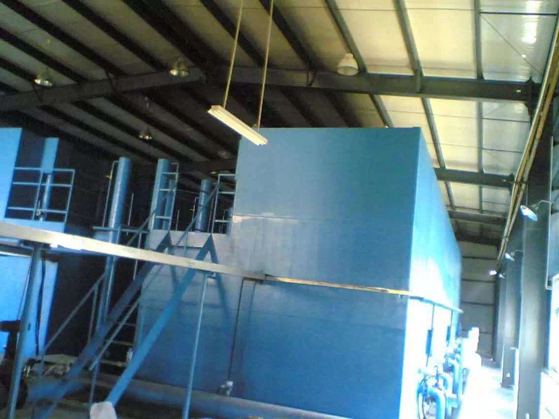 重力式MZX一体化高效净水器