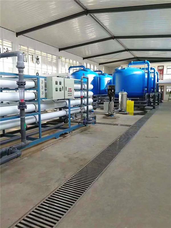 和田安全饮水巩固与提升项目