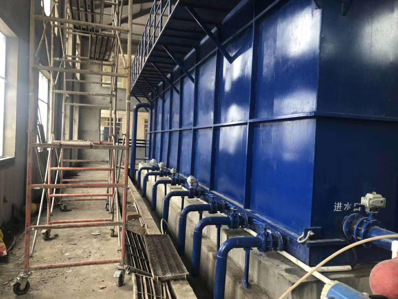 一体化净水器(高浊度水源处理)