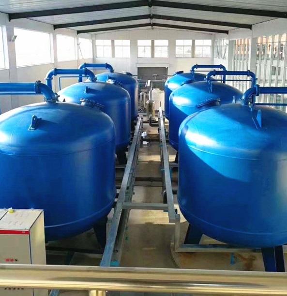 安全饮水深度净化设备