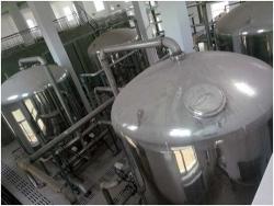 哈萨克斯坦莫宁高宝斯啤酒厂纯化水系统