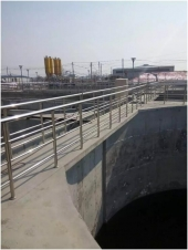 新疆和田地区城市生活污水处理10000m³/D