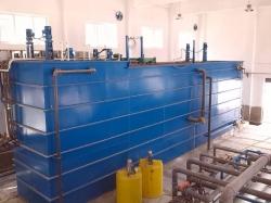 新疆新特能源股份自备电厂中水回用系统