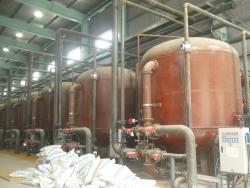 新疆阿拉尔新沪电厂反渗透超纯水系统