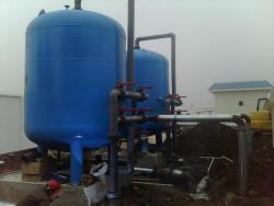 新疆新特能源五彩湾2660MW发电机组纯化水系统