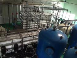 新疆乌苏啤酒纯净水制取设备