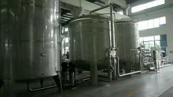 纯净水成套生产设备