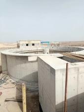 污水处理厂整厂工程-南疆15000m³/D整厂建设项目