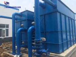 全自动一体化高效高浊度净水器