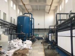 德赢vwin安卓下载五彩湾神华电厂纯化水系统-增加超滤膜组件