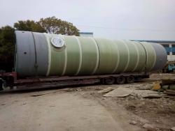 昌吉五彩湾工业园区一体化污水提升泵站项目完工