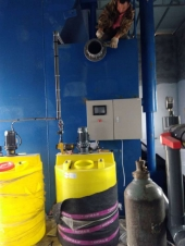 降浊度-一体化净水器+RO除毒性离子