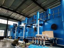 立式一体化净水器2000m³/H