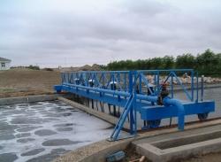 生活污水处理厂整厂建设:8000m³县城污水处理