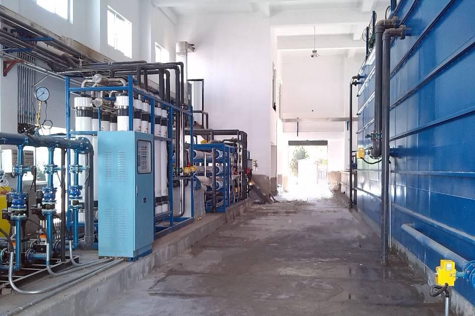 中水回用、污水处理工程EPC总包