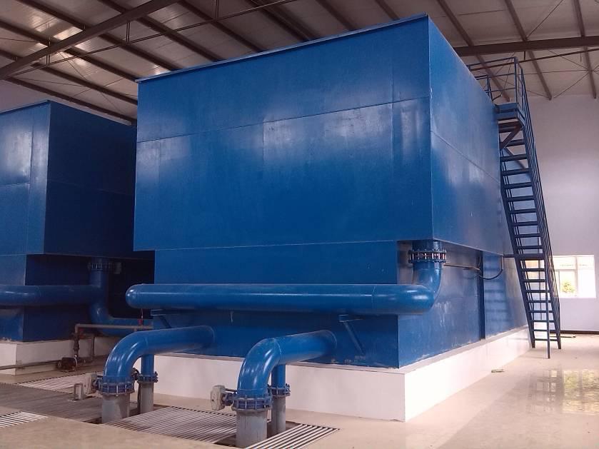 阿克苏地埋式一体化生活污水处理设备