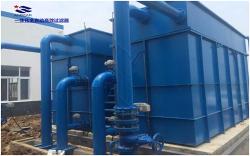 喀什一体化全自动高效净水器