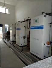 复合法全自动二氧化氯发生器(50-5000G/H)