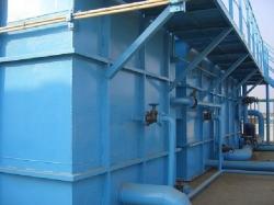一体化卧式全自动高效净水器