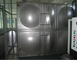 拼装式304不锈钢焊接水箱(2m³-1000m³)