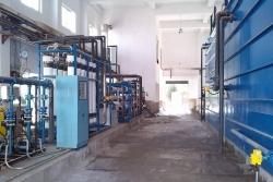喀什中水回用、污水处理工程EPC总包