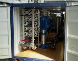 集装箱式移动净水设备(1m³-50m³)