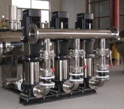 变频增压供水泵