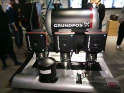 格兰富Hydro MPC变频增压系统