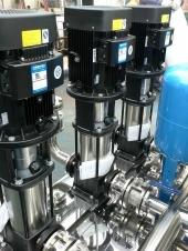 阿克苏GRUNDFOS格兰富Hydro Multi-B增压供水机组